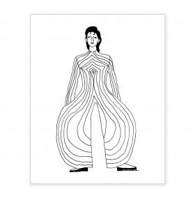 Bowie - Print